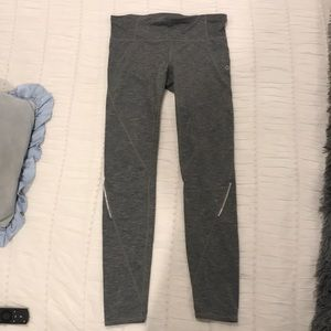 Gap Fit Size Small Gray Leggings